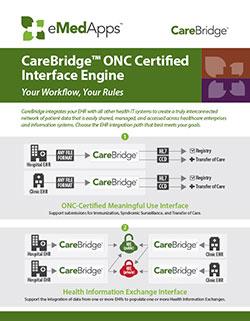 CareBridge Brochure Cover