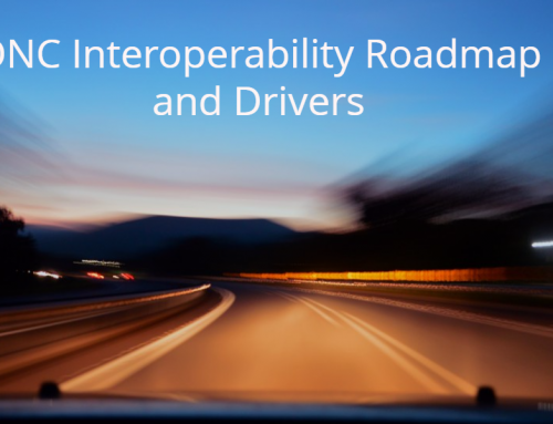 The ONC's Interoperability Roadmap Drivers 2015 – 2024