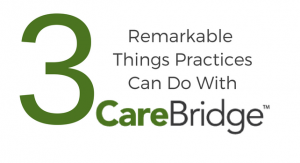 3 remarkable things CareBridge offers