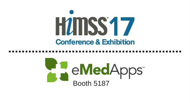 himss 2017 booth number